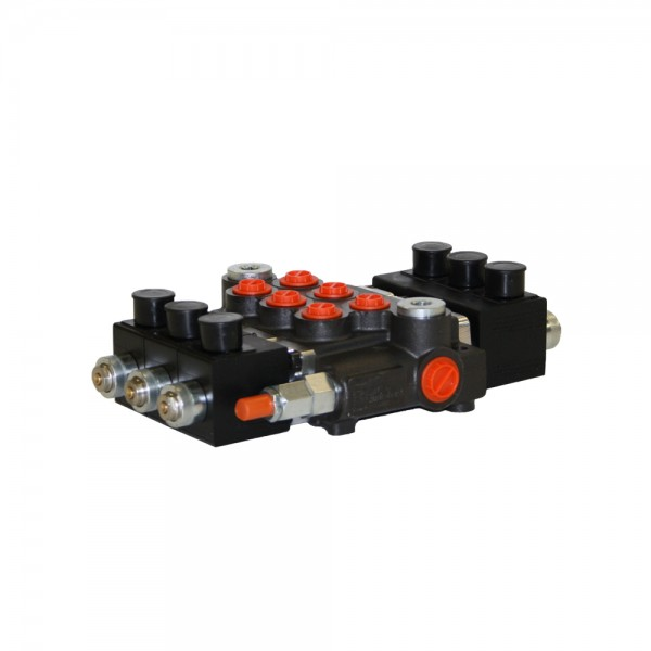 Monoblock 3-fach 50 l/min (elektrisch) doppelwirkend, Badestnost Z50