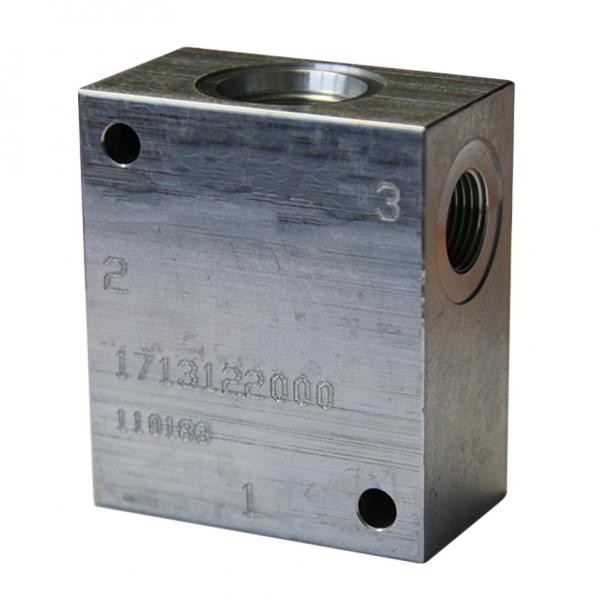 SAE 10/3 Gehäuse Aluminium