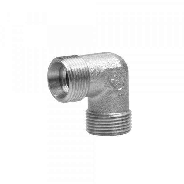 Winkelverschraubung, W, 30 S, M42x2 mm