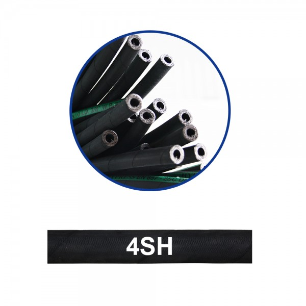 Hydraulikschlauch 4SH Meterware