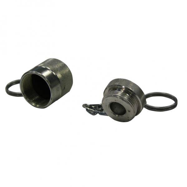 Staubschutz für Schlauchkupplung Serie HSH Stecker BG 2