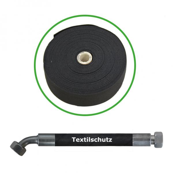 Textil Scheuerschutz für Hydraulikschlauch