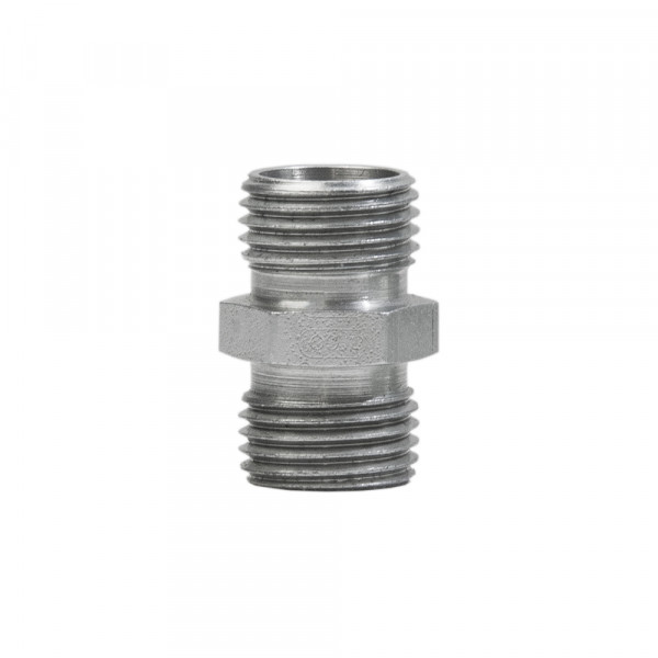 Gerader Verbinder, metrisch, GV, 12 L, M18x1,5 mm