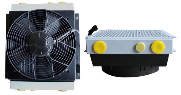Öl-Luftkühler Serie 2000K-TM 60-48°C (Saugend) 230V 50HZ