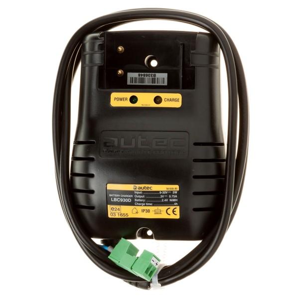 Autec Akku Ladegerät Typ LBC930D für Akku LBM02MH
