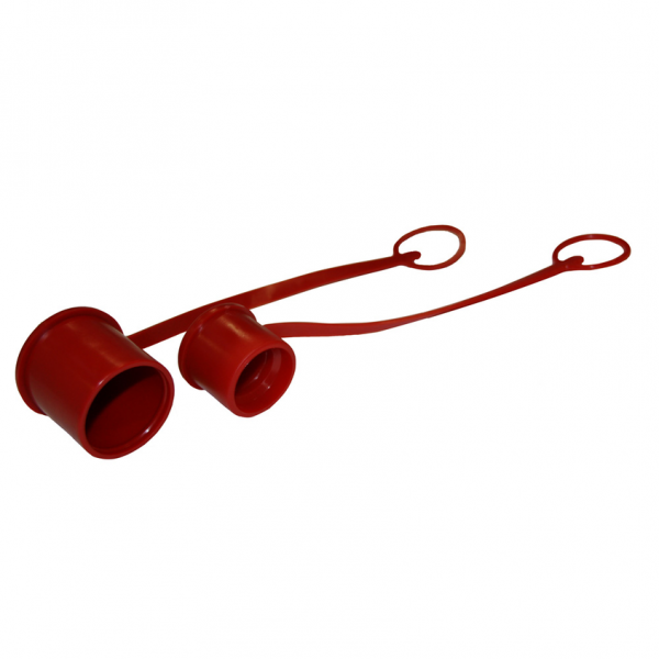Staubschutz für Schlauchkupplung Serie HEF / HFF Stecker BG 2