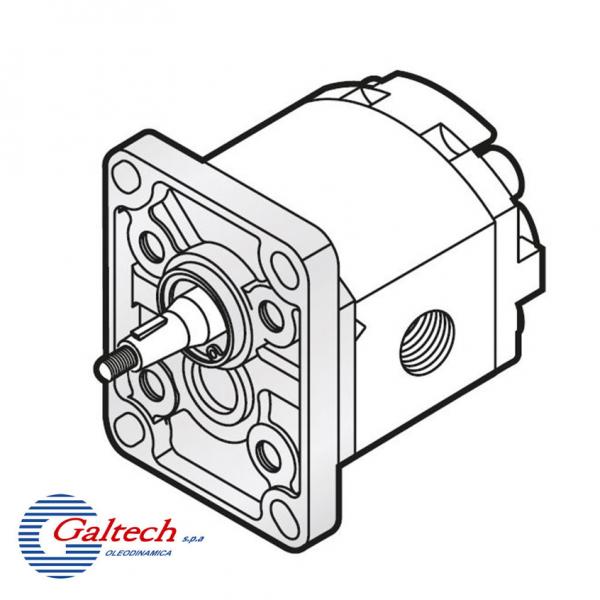 Galtech Außenzahnradpumpe 1SP