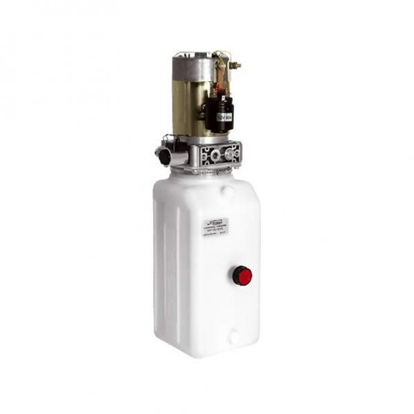 Miniaggregat Modell HY10 mit Plastik Tank
