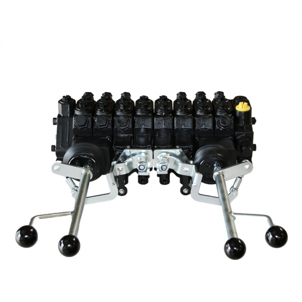 Wegeventil HC-D3M mit 8 Funktionen