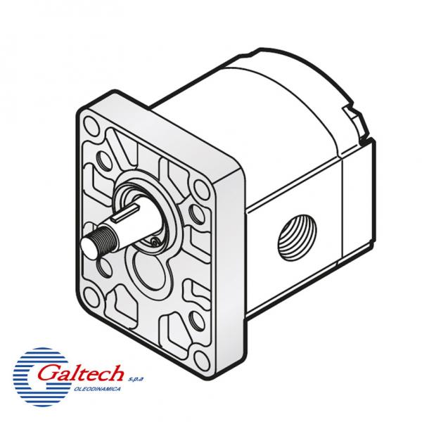 Galtech - Außenzahnradpumpe 2SP