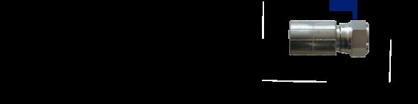 "Hydraulikschlauch 2SC / DN06 / UNF 7/16"""