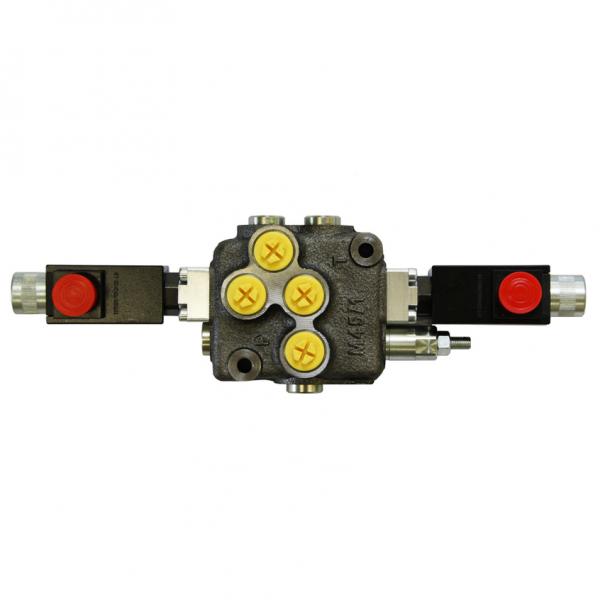 Monoblock 45 l/min 1-fach (elektrisch) direkt betätigt Hydrocontrol M45