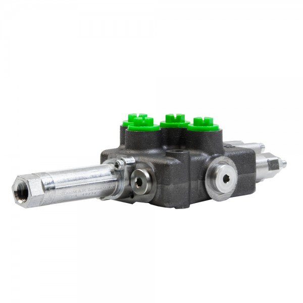 Monoblock 1-fach 45 l/min (manuell) Einhebelsteuergerät für Bowdenzug M45 HydroControl