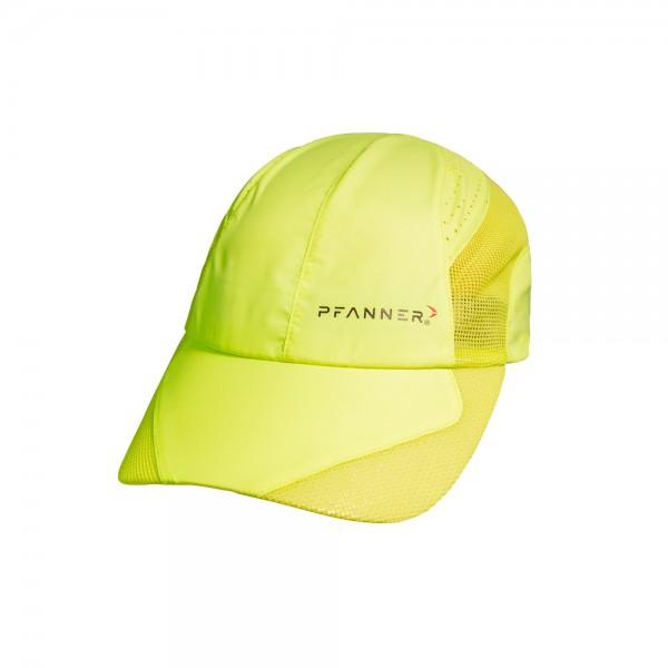 Pfanner Spirit Warnair Cappy gelb