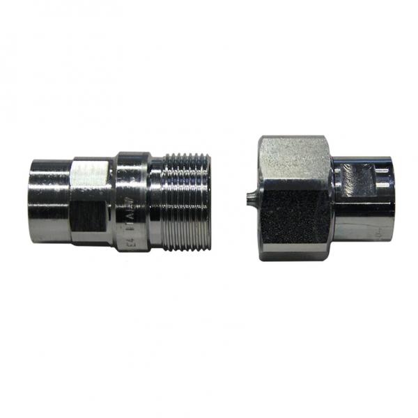 Hochdruck Schraubkupplung Serie HAV mit Ventil Stecker BG 3 M22 x 1,5