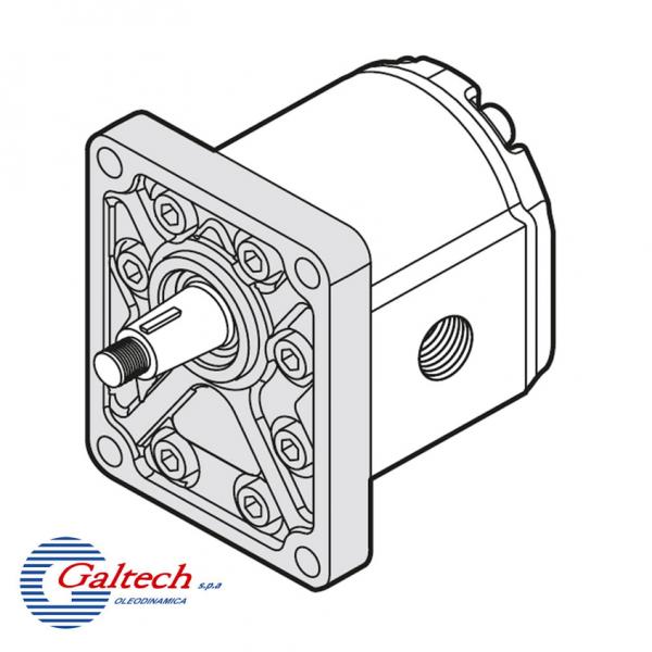 Galtech Außenzahnradpumpe 3GP
