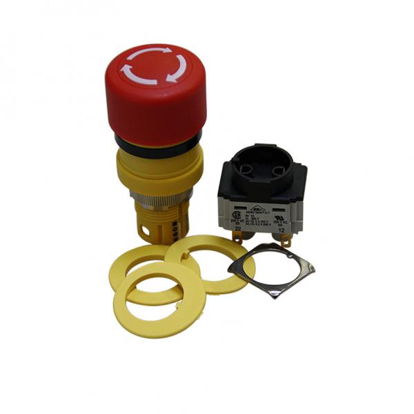 Autec Not-Aus Taster EAO E16 / C26PRO Funkfernsteuerung