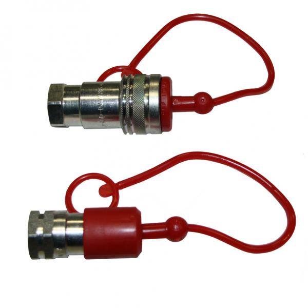 Staubschutz für Schlauchkupplung Serie HPA Muffe BG 1
