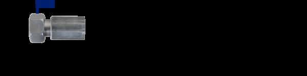 Hydraulikschlauch Metrisch Leicht 2SC DN06 8L