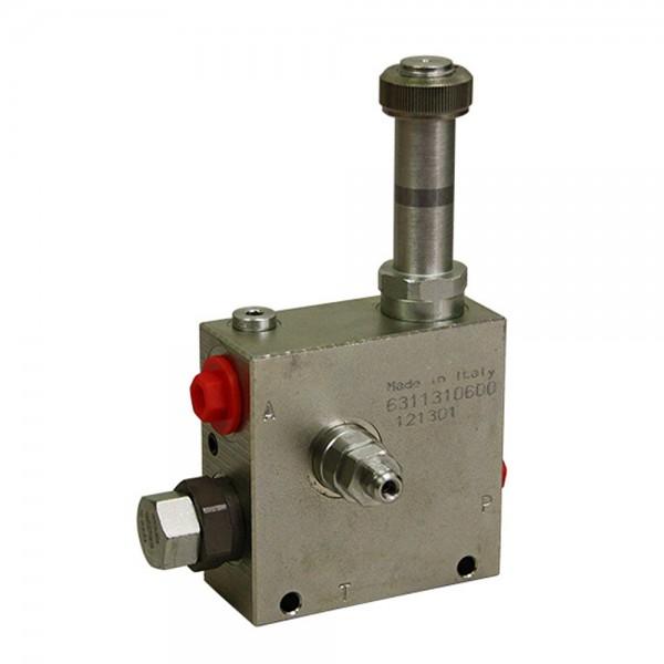 3 Wege Proportional Stromregelventil