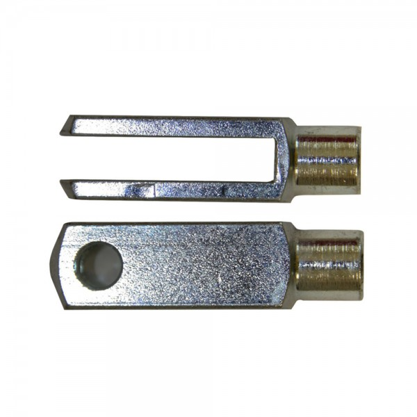Verbindungsstück für Bowdenzug mit Gabelkopf