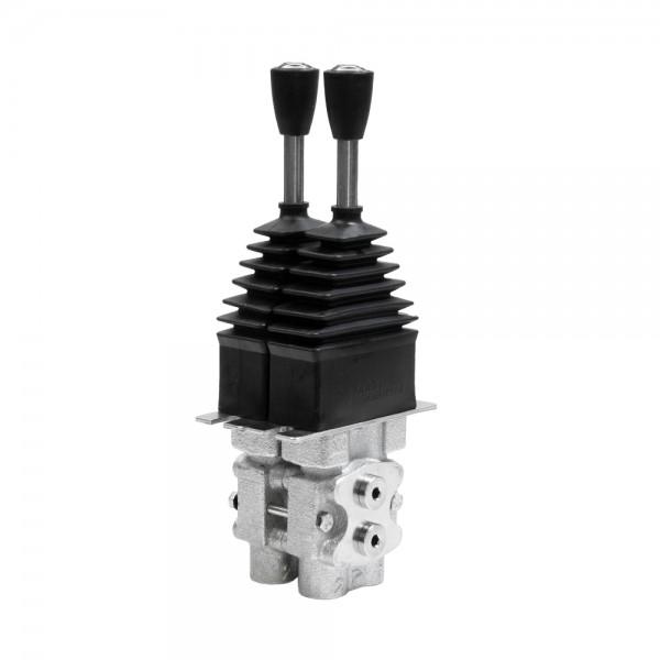 Hydraulische Vorsteuereinheit mit Linearhebel 2-fach von HydroControl RCM