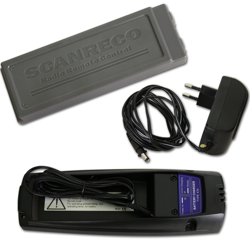der hydrauliker scanreco batterieladeger t typ 435 mit. Black Bedroom Furniture Sets. Home Design Ideas