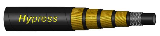Hydraulikschlauch 4SP für Schlauchkonfigurator
